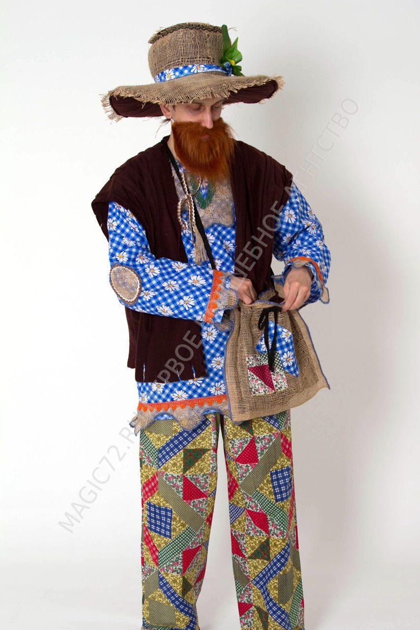Магнит костюм домовенка кузи своими руками фото домовой 70