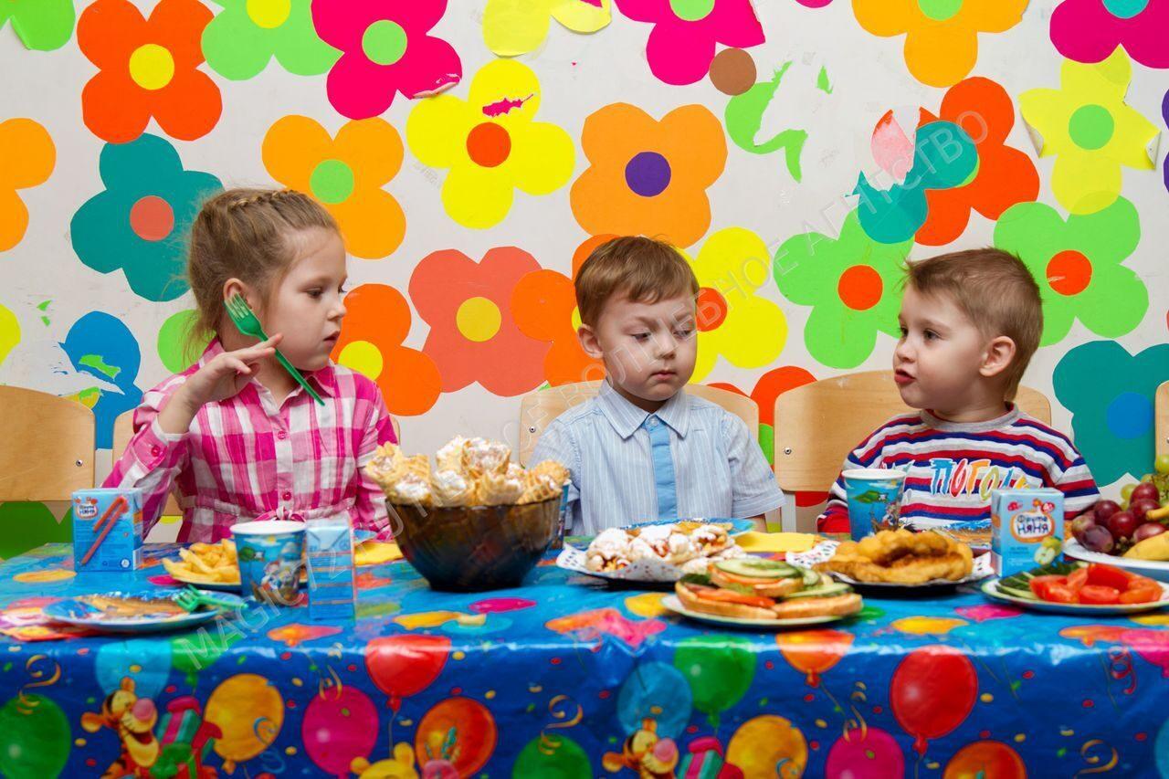 Организация детских праздников в СПб - Санкт